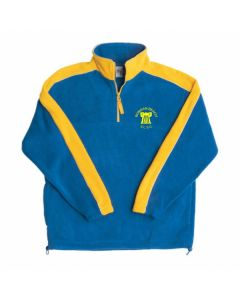 Bungan Beach SLSC Contrast Fleece