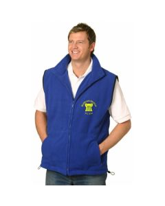 Bungan Beach SLSC Fleece Vest