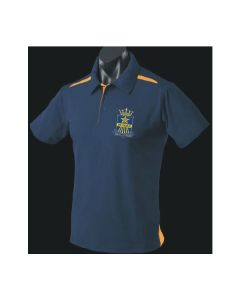 ST PIUS X College Supporters Mens Polo Shirt