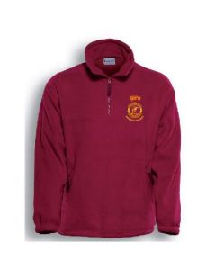 BHWHC Half Zip Fleece