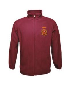 BHWHC Full Zip Polar Fleece