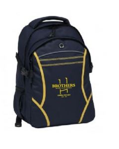 Brothers Rugby Personalised Backpack