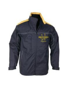 Brothers Rugby Club Sideline Jacket