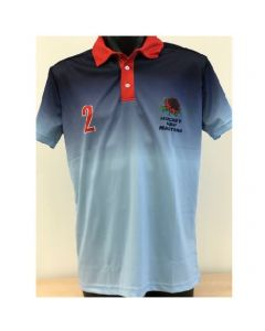 **COMPULSORY ITEM** NSW Masters Hockey Sky Blue Playing Shirt