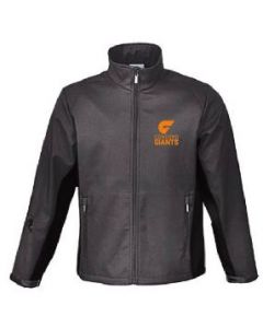 Concord Giants Mens Soft Shell Jacket