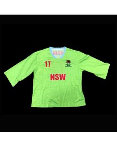 NSW Masters Hockey Goalkeeper Smock