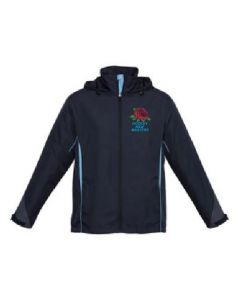 NSW Masters Hockey Longline showerproof Jacket