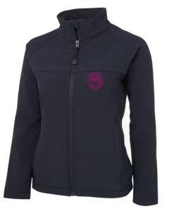 Mosman Harbourside Ladies Soft Shell Jacket
