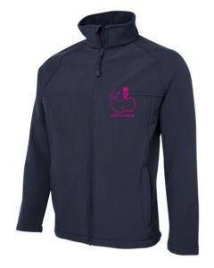 Mosman Netball Kids Soft Shell Jacket
