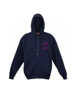 New Mosman Netball Junior/Ladies Hoodies with Personalised Name