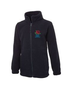 NSW Masters Hockey Full Zip Polar Fleece
