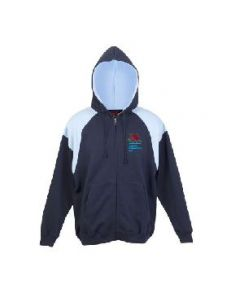 NSW Masters Hockey Full Zip Hoodie