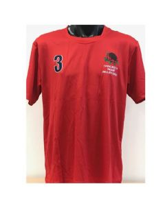 **COMPULSORY ITEM** NSW Masters Hockey Red Alternate Training & Playing Shirt