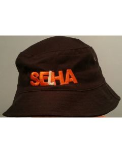 SEHA Navy Bucket Hat