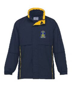 ST PIUS X College Supporters/Sideline Jacket