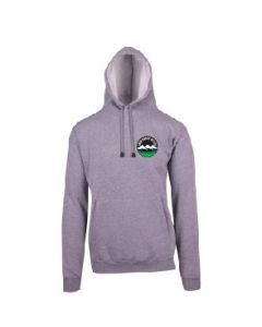 Snow Country Std Grey Marl Hoodie