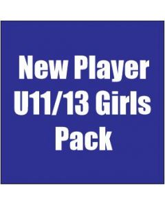 New Player U11/13 Girls Pack