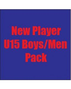 New Player U15/Mens Pack