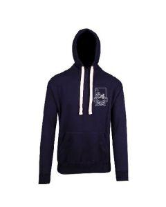 Newcastle University H C Hoodie Navy