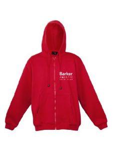 Barker Aquatic Swim Club Zipped Hoodie