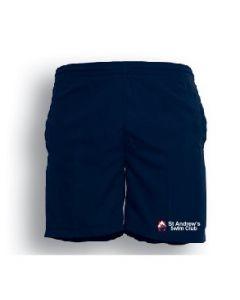 St Andrews Swim Club Leisure Shorts