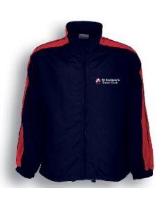 St Andrews Swim Club Adult Tracksuit Jacket